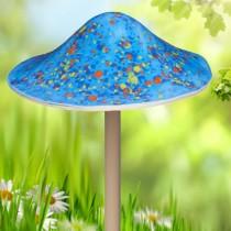 Blue Mushroom - Large
