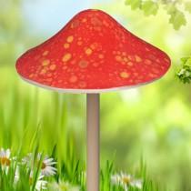 Red Mushroom - Large