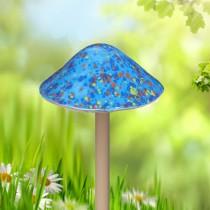 Blue Mushroom - Small